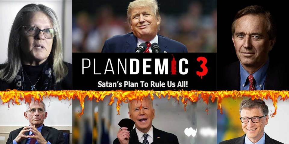 Plandemic 3 To Prove Satan's Hand In COVID-19 Vaccines!