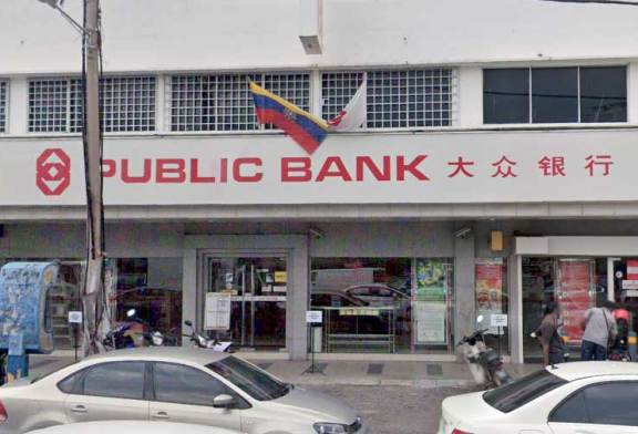 Public Bank Segambut Closed After COVID-19 Case!