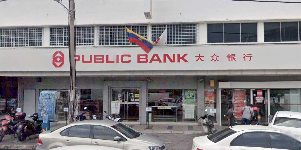 Public Bank Segambut Closed After COVID-19 Case!