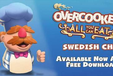 Swedish Chef DLC : FREE For PC / PS4 / PS5 / Xbox / Switch!