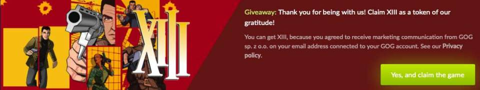 XIII : How To Get This Game For FREE!