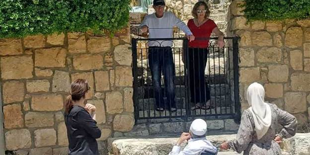 Fact Check : Palestinian Home Occupied By Brooklyn Couple?