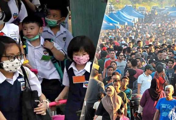 Selangor Schools + Ramadan Bazaars To Close!