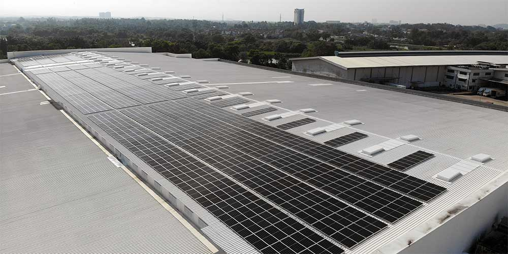 Dell Commissions Largest Solar Panel Globally In Malaysia!