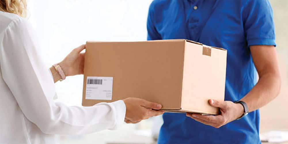 MCO : Can Strata Residents Directly Receive Parcels / Food?