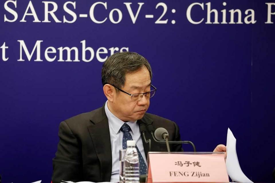 Fang Zijian Reuters