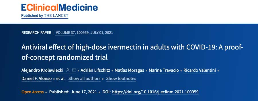 Latest Ivermectin COVID-19 Study : What Does It Really Say?