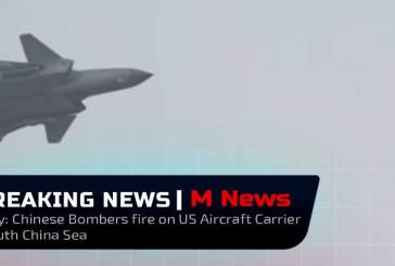 Did Chinese Bombers Fire On US Aircraft Carrier?