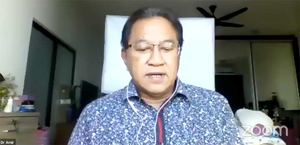 MAECC Dr. Amir Farid Isahak