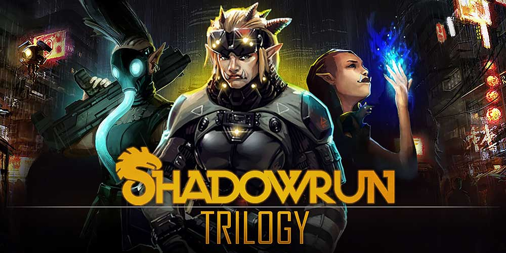 Shadowrun Trilogy : How To Get These 3 Games FREE!