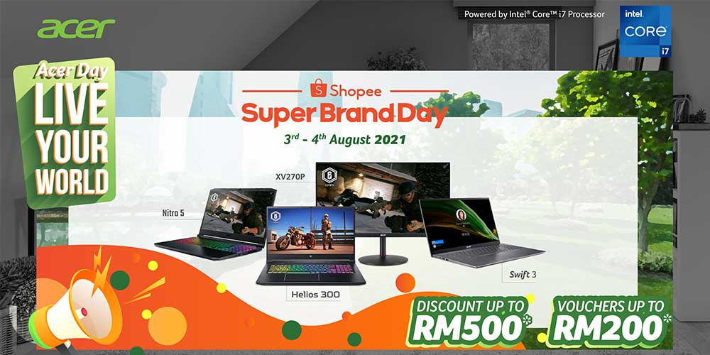 Acer Day 2021 Sale : Check Out These Awesome Deals!