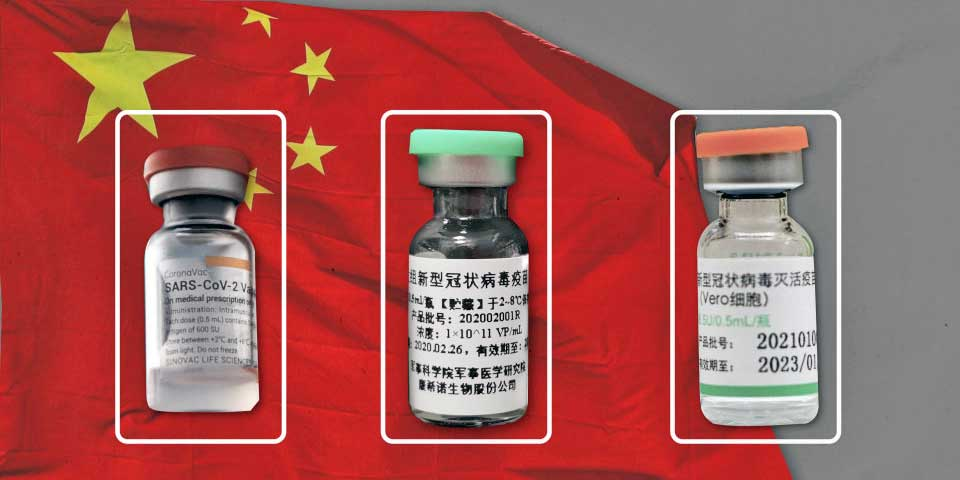 How Chinese Propaganda Is Hobbling Vaccination Efforts