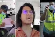 Petrol Station Covidiot Livestreams His Crime + Arrest!