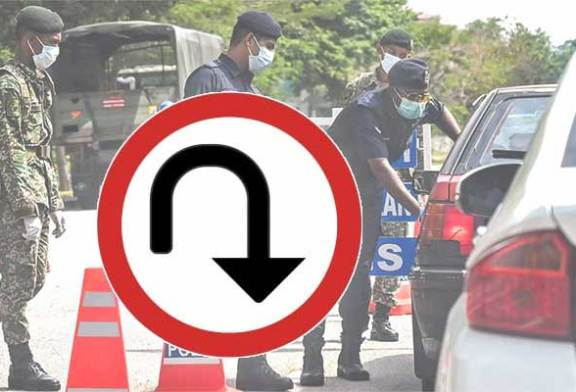 EMCO U-Turn : Up To 3 Per Car For Vaccination / Treatment!
