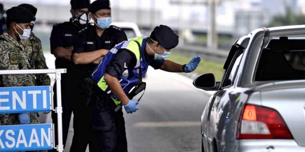 EMCO Police Roadblock List For KL + Selangor! (Unofficial)