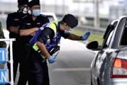 EMCO Police Roadblock List For KL + Selangor (4 July 2021)