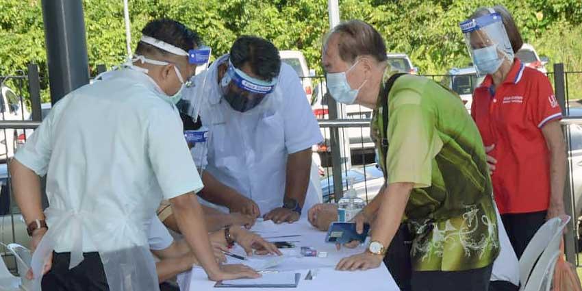 Walk-In Vaccination in KL + Selangor Kicks Off!