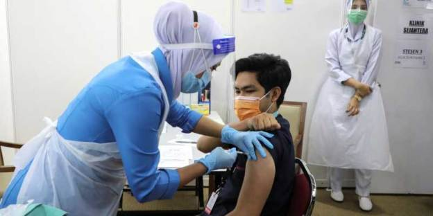 Walk-In Vaccination In Klang Valley From 2 August Onwards!