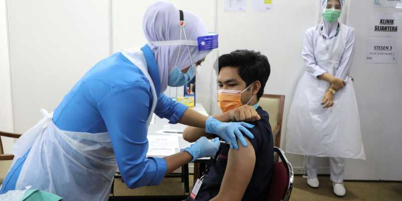 Walk-In Vaccination Details For Klang Valley!
