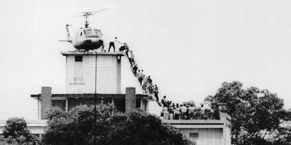 Did Joe Biden Block President Ford's Vietnam Evacuation?