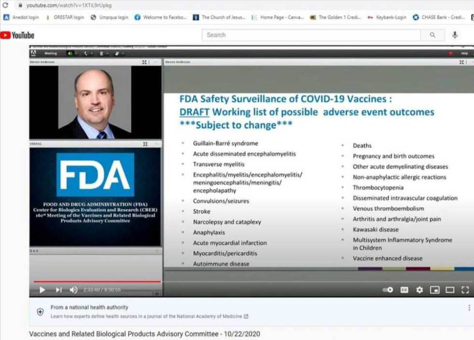 Did FDA Leak Vaccine Side Effects Months Before Approval?