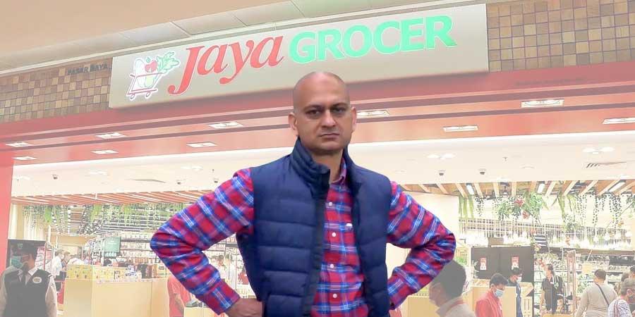 Jaya Grocer 20th Anniversary Scam Alert!