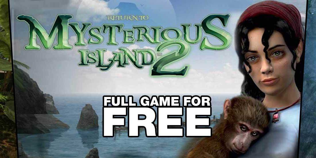 Return to Mysterious Island 2 : How To Get It FREE!