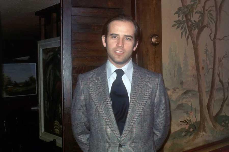 Senator Joe Biden 1975