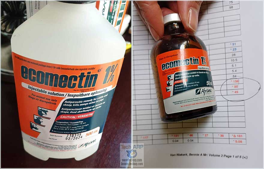 SA Pulmonologist : Liver Damage In People Taking Ivermectin!