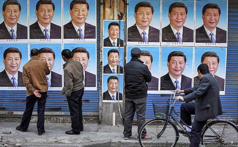 Did Homeowner Use Xi Jinping Portraits To Block Demolition?
