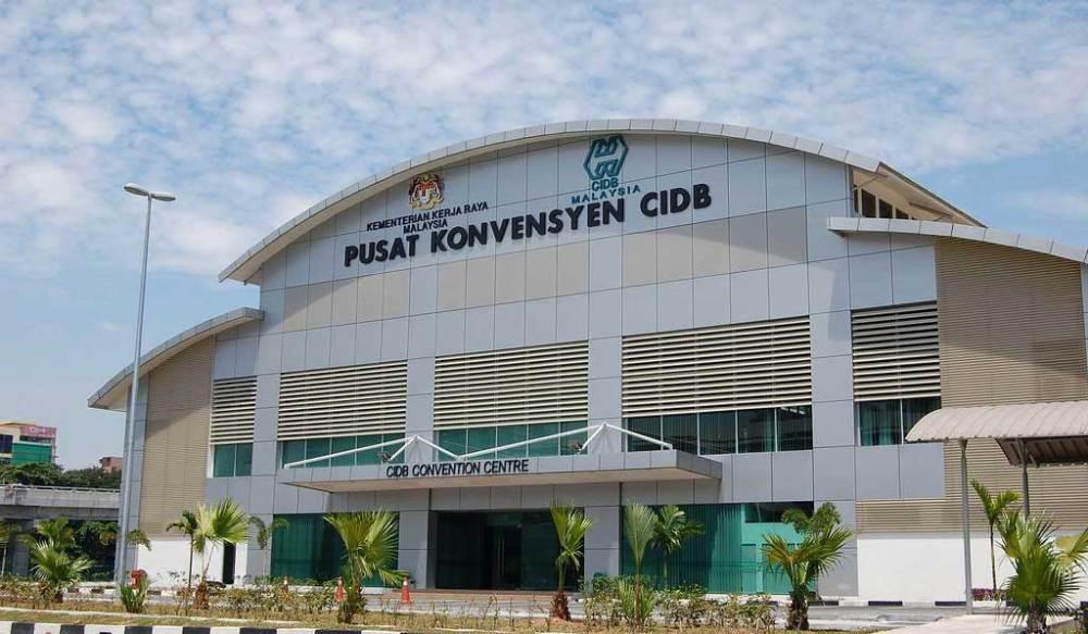CIDB Convention Centre PPV