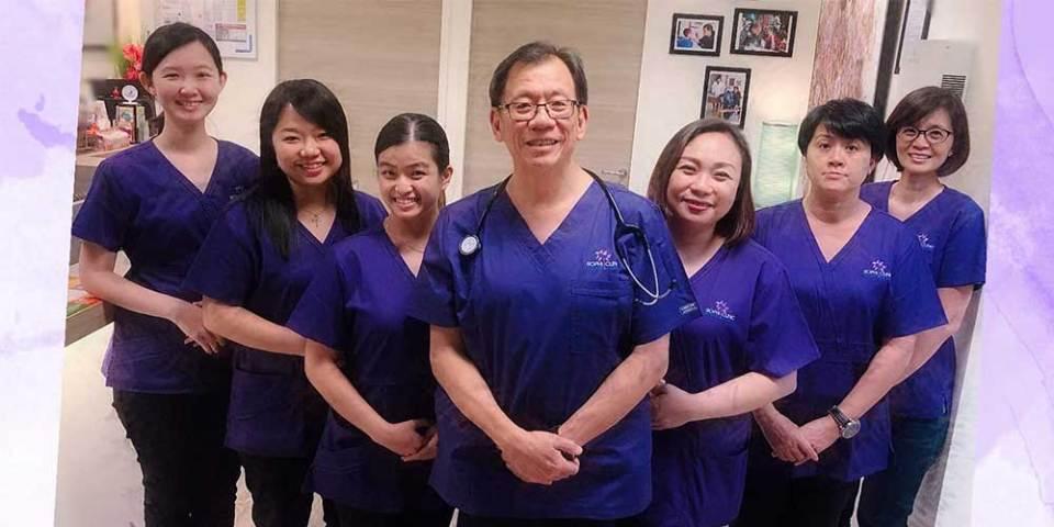 Dr. Leong Hoe Nam Rophi Clinic
