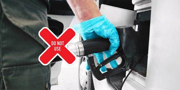 Why You Should NOT Wear Gloves At Gas / Petrol Station!