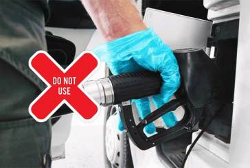 Why You Should NEVER Wear Gloves At Gas / Petrol Station!