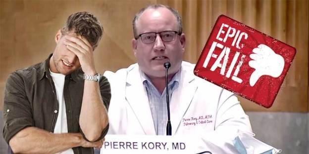 Why Dr. Pierre Kory Got COVID-19 Despite Using Ivermectin!