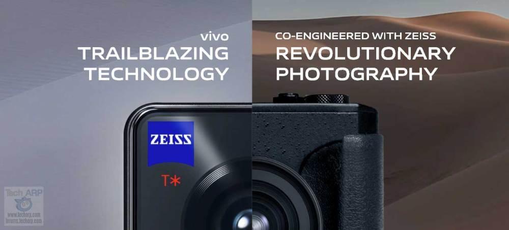 vivo V1 Imaging Chip ZEISS sneak peek