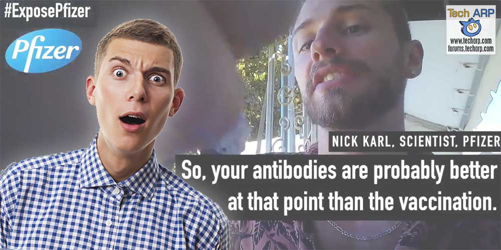 Fact Check : Project Veritas Video Of Pfizer Scientist Nick Karl