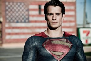 Man Of Steel - Henry Cavill