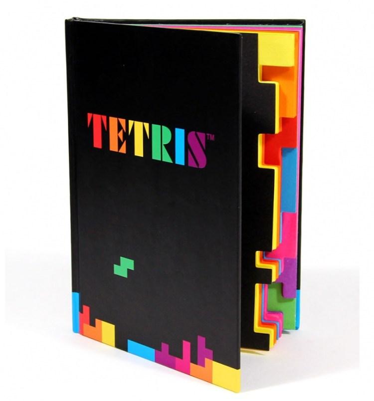 Tom's Selec - cahier tetris
