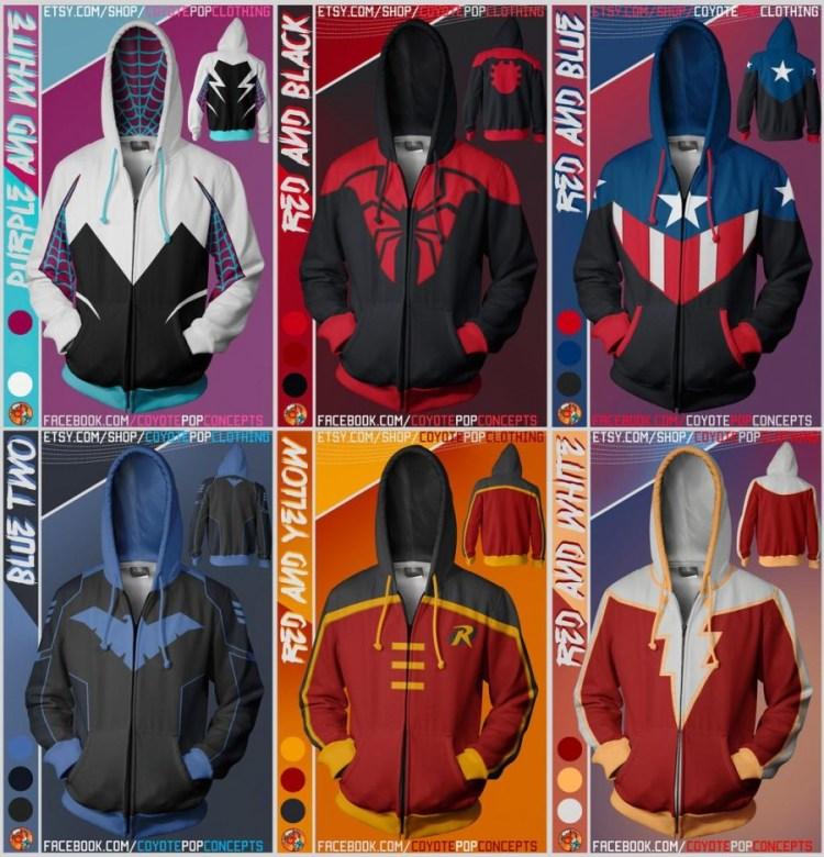 Tom's Selec - coyote pop clothing