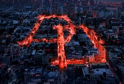 Daredevil - logo netflix