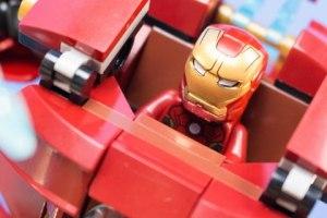 The Hulk Buster Smash Lego 76031