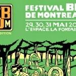 Festival BD de Montréal : 4 ème édition