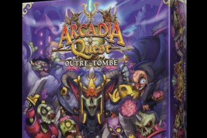 Arcadia Quest Outre Tombe