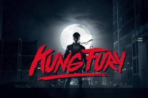 Kung Fury - logo