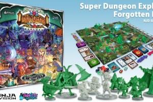 super dungeon explore le roi oublié