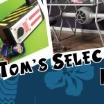 Tom's Selec #161 : Geek'em All !!
