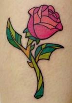 Rich Hobson geek best of tattoo belle bete disney