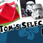 Tom's Selec #182 : Geek'em All !!