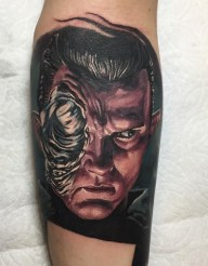 Dean Tattooer best of tattoo geek terminator